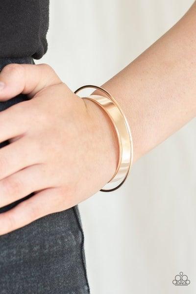 Avant-MOD - Rose Gold Cuff