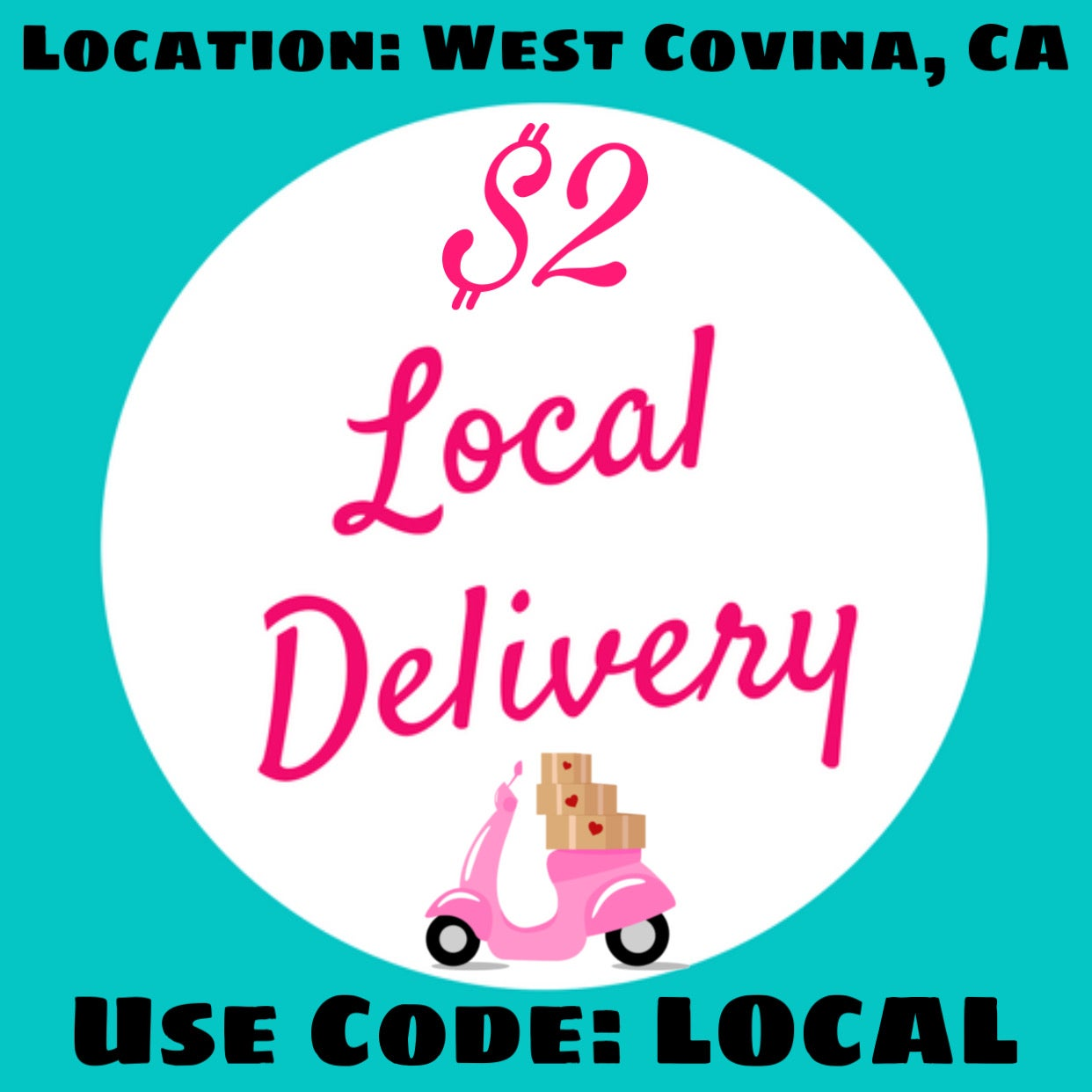 Local Delivery