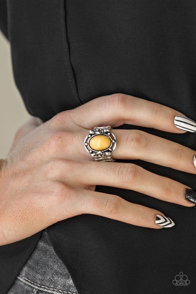 Color Me Confident – Yellow Ring