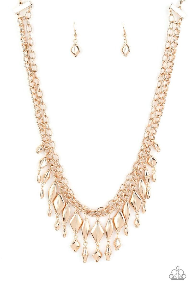 Trinket Trade - Gold Necklace