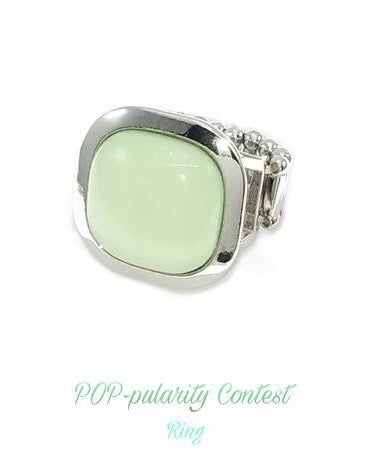 POP-ularity Contest - Green Ring