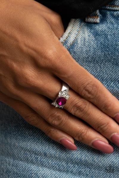 ROYAL Till The End - Pink Ring