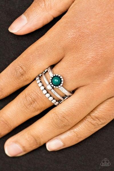 Summer Retreat - Green Ring