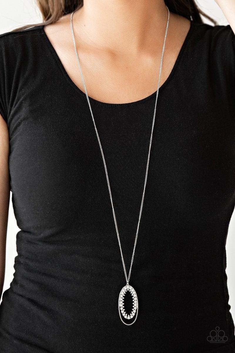 Money Mood - White Necklace