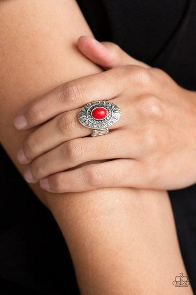 Stone Fox - Red Ring