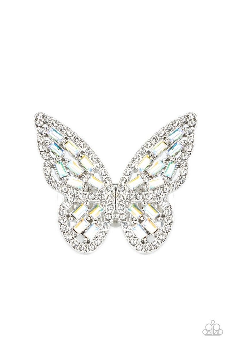 Flauntable Flutter - Multi Ring - Life of the Party March 2021