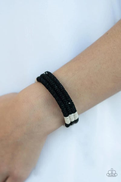 Rural Rogue - Black Urban Bracelet