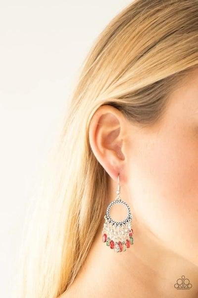 Paradise Palace - Multi Earrings
