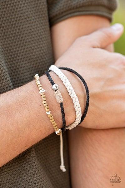 Sahara Pilgrim - Black Urban Bracelet