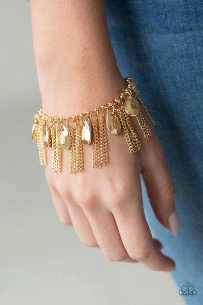 Brag Swag - Gold Clasp Bracelet