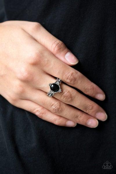 Pricelessly Princess - Black Ring