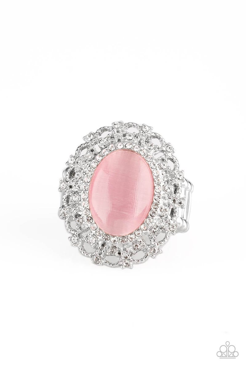 BAROQUE The Spell - Pink Ring