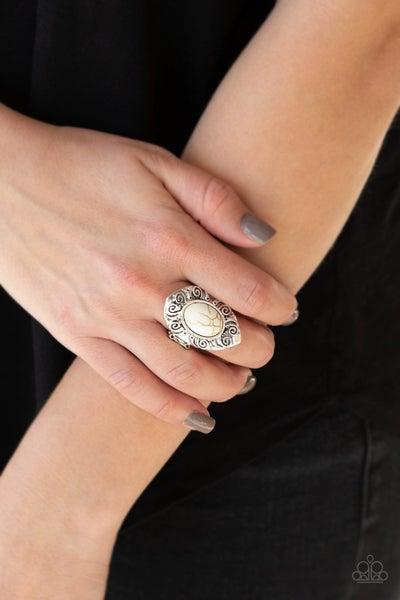 Mega Mother Nature - White Ring