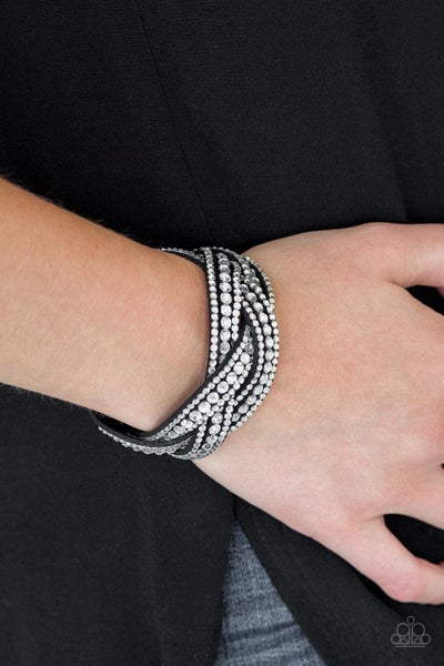 Bring On The Bling - Black Snap Wrap