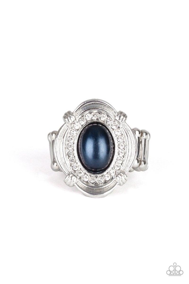 Titanic Twinkle - Blue Ring