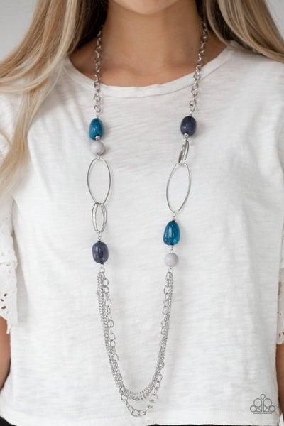 Pleasant Promenade - Multi Necklace