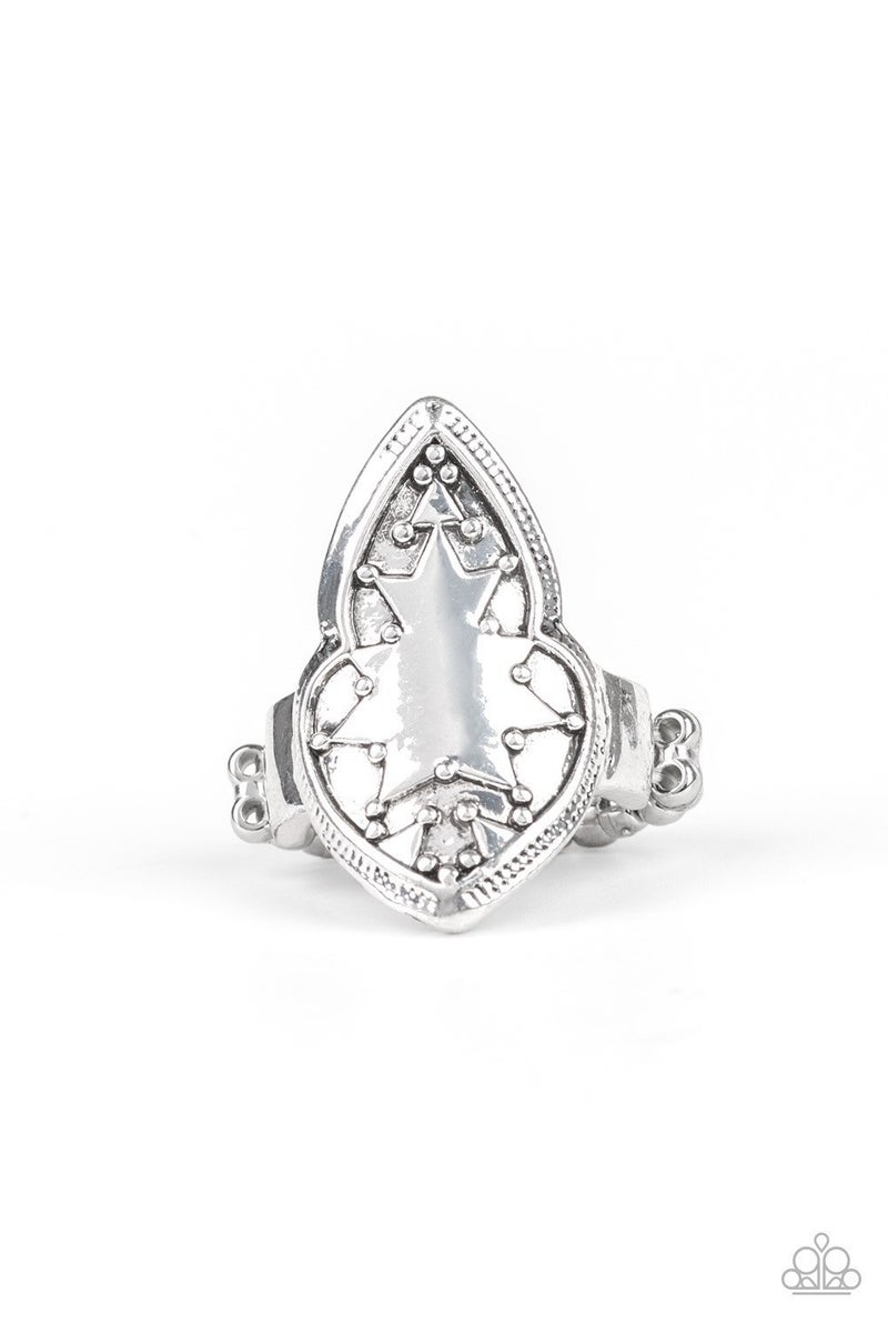 Tribal Ware - Silver Ring