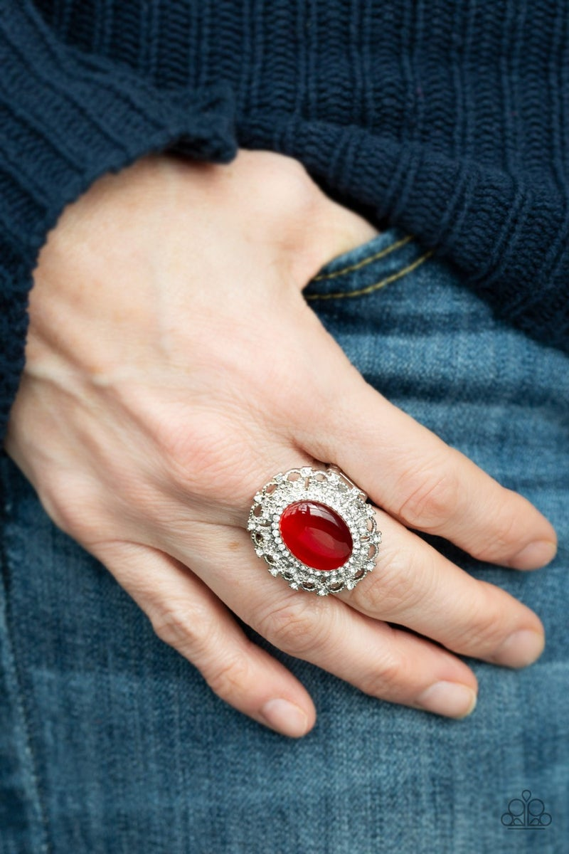 BAROQUE The Spell - Red Ring