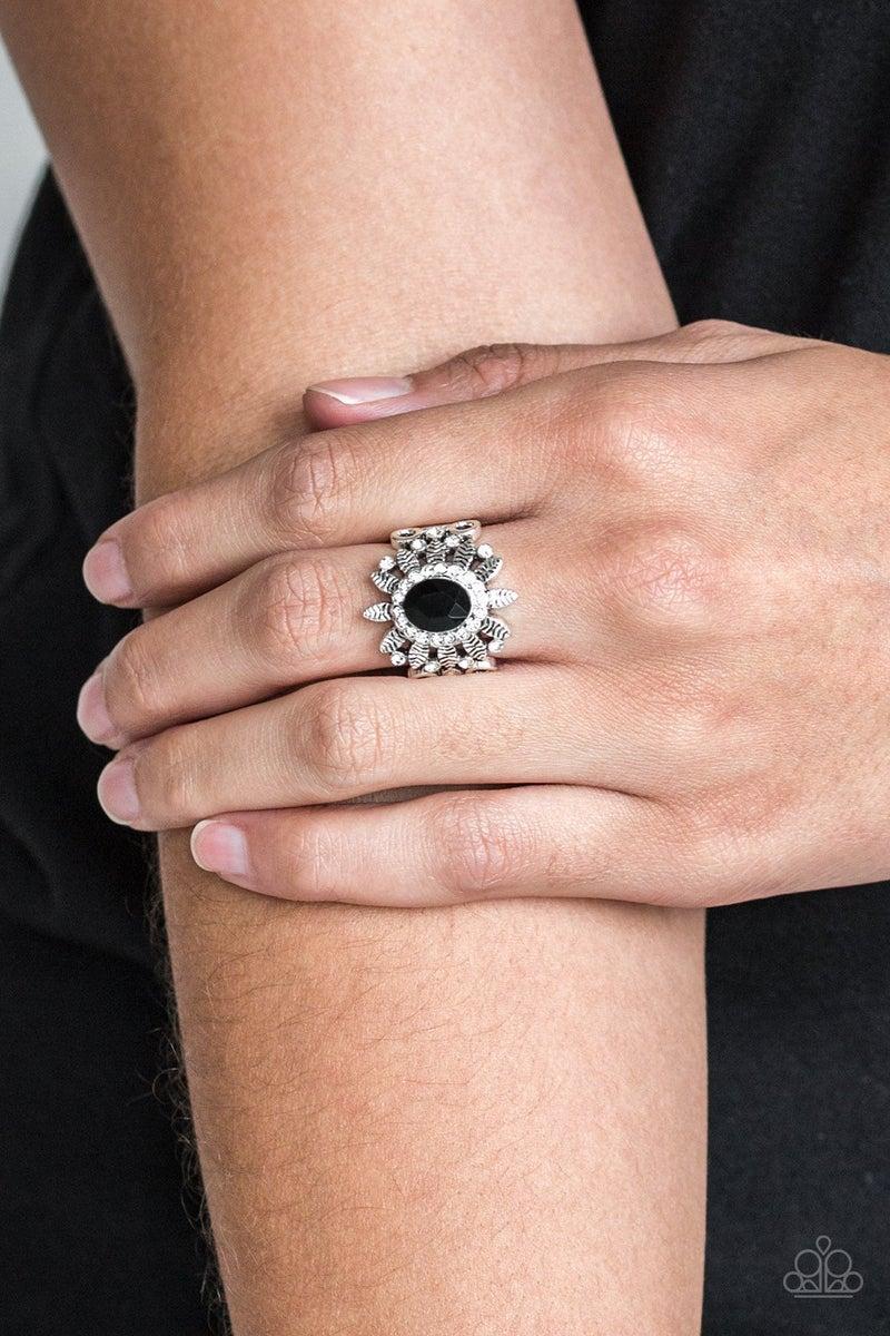 Burn Bright - Black Ring