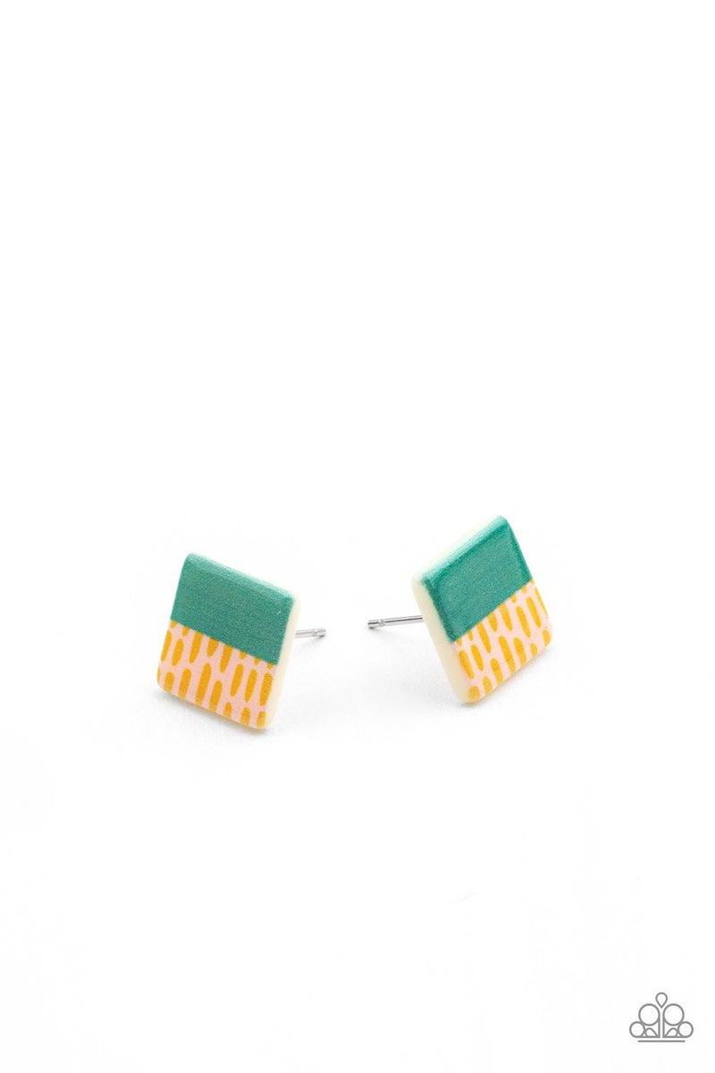 Starlet Shimmer - Shape Earrings