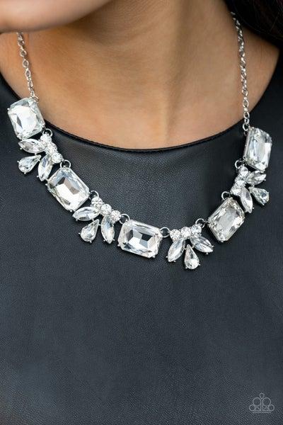 Long Live Sparkle - White Necklace - EMP Exclusive 2021