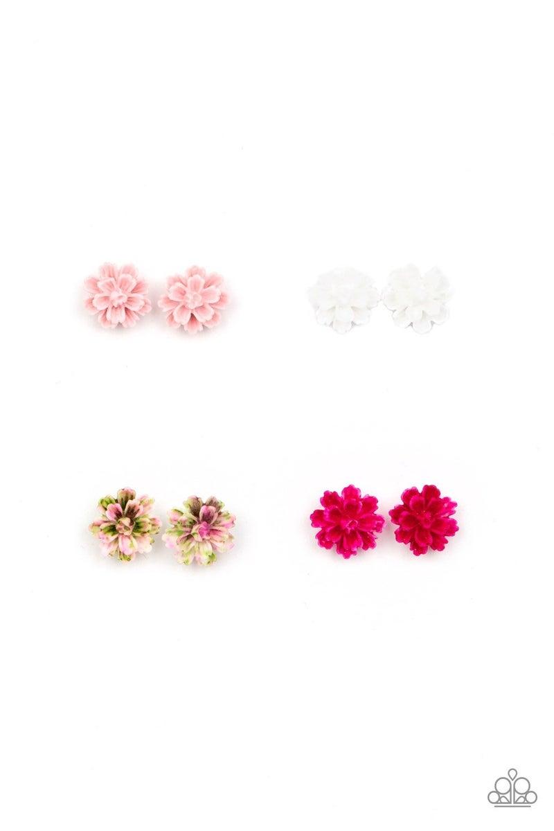 Starlet Shimmer Earring - Flowers