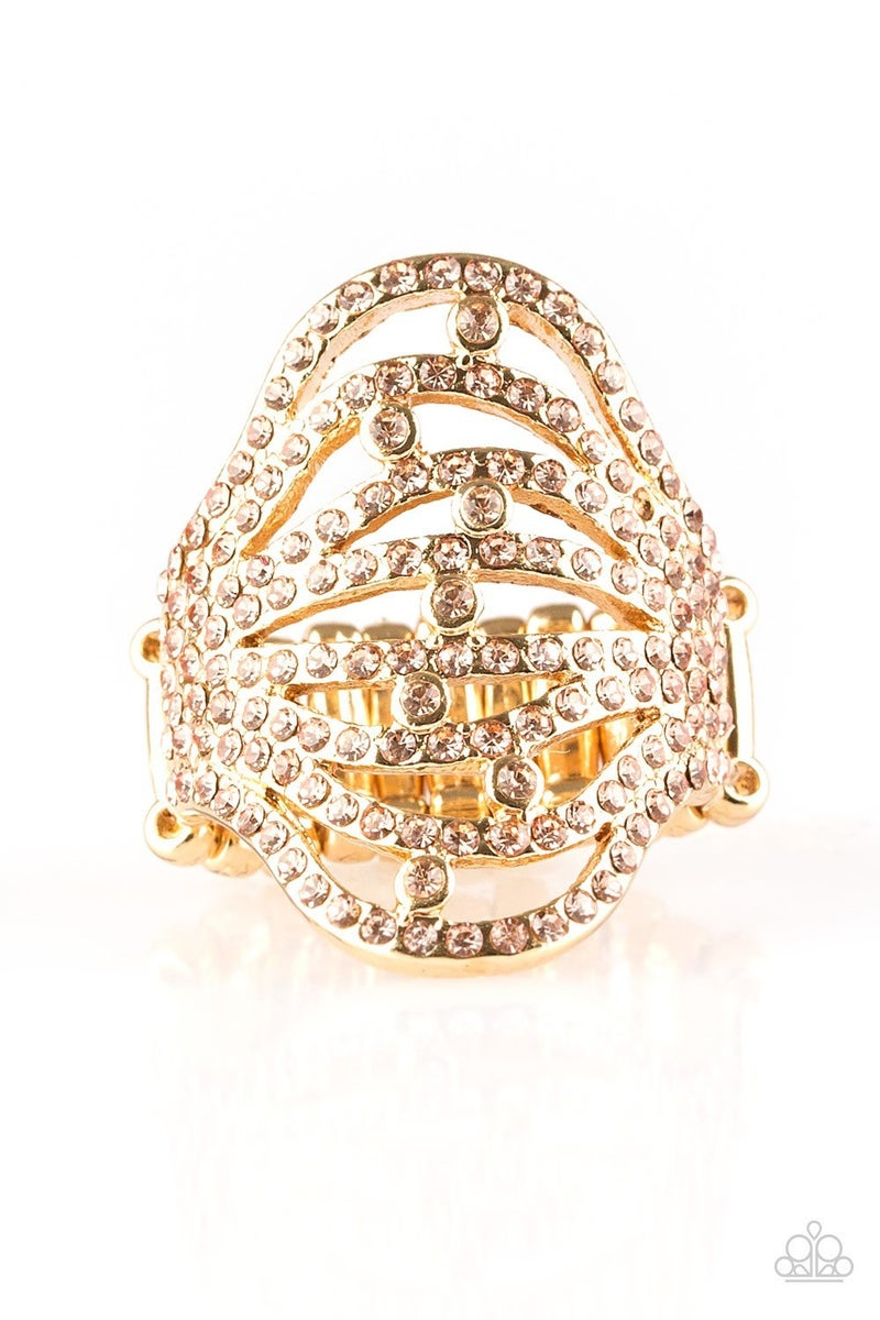 Stratospheric - Gold Ring