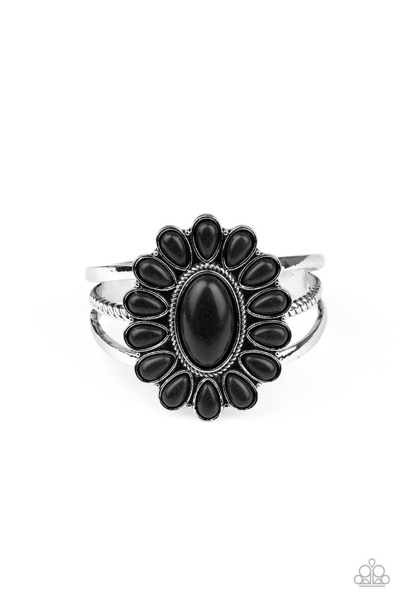 Sedona Spring - Black Cuff