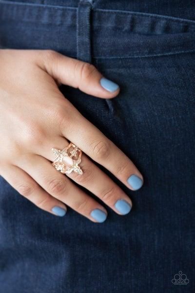 Fleur de Fancy - Rose Gold Ring