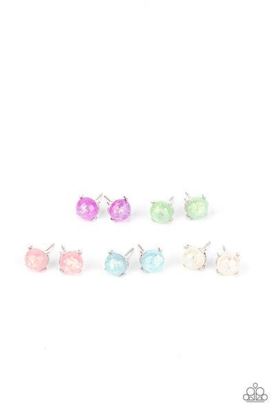 Starlet Shimmer - Sparkly Beaded Earrings