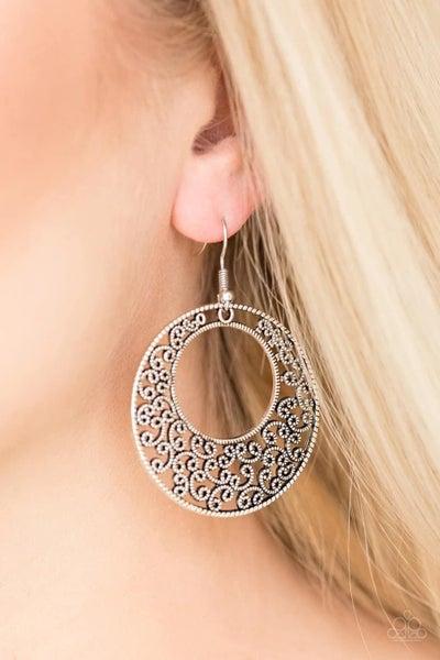 Newport Nautical - Silver Earrings