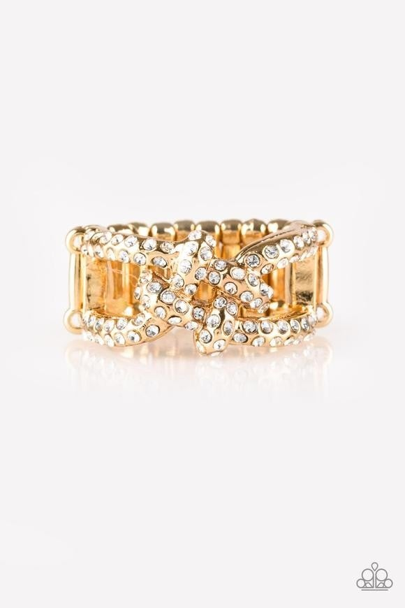 Can Only Go UPSCALE From Here - Gold Ring
