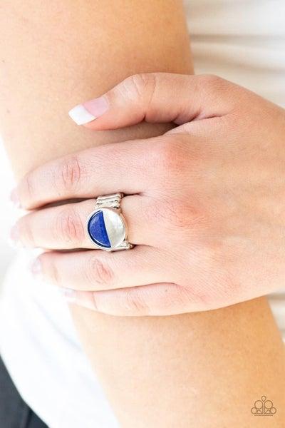 Stone Seeker - Blue Ring