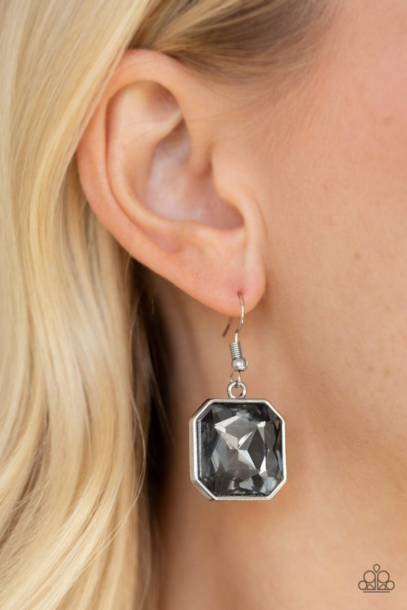 Me, Myself, and IDOL - Silver Earrings
