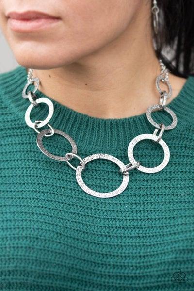 City Circus - Silver Necklace