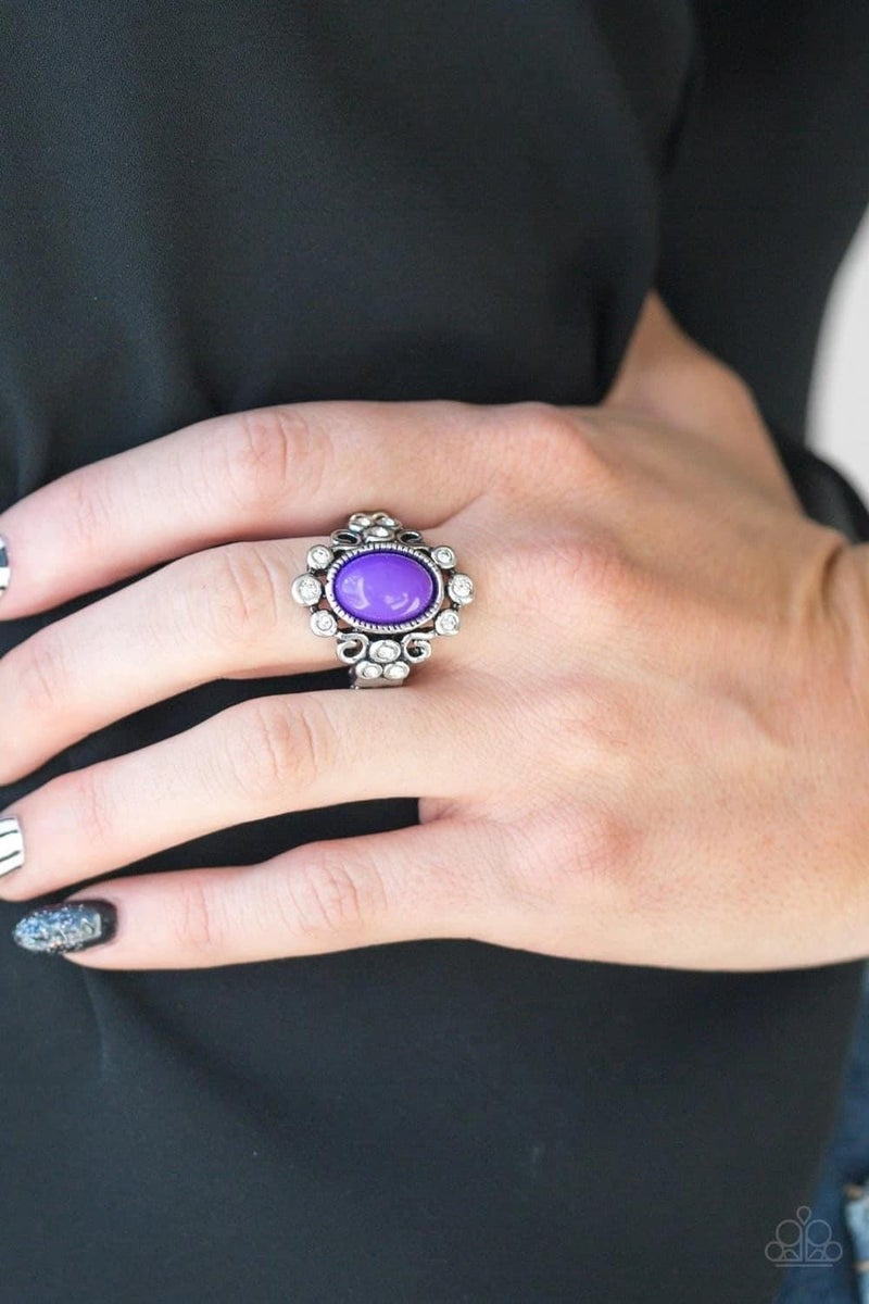 Noticeably Notable - Purple Ring