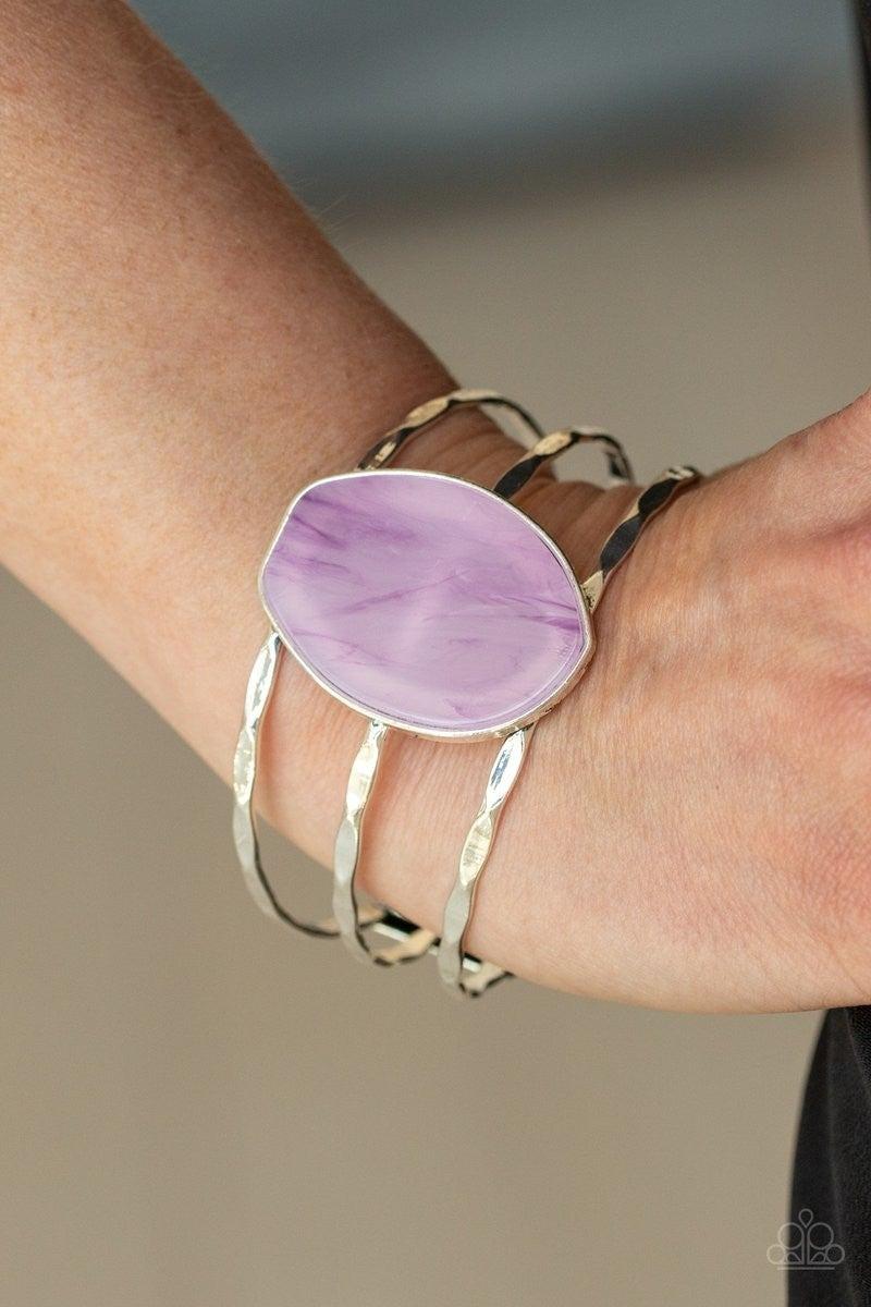 Canyon Dream - Purple Cuff