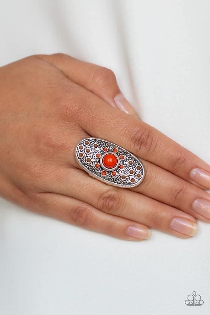 Solar Plexus - Orange Ring