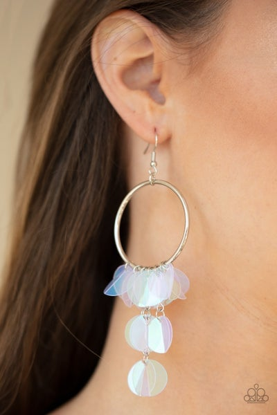 Holographic Hype - Multi Earrings - Life of the Party Exclusive May 2021