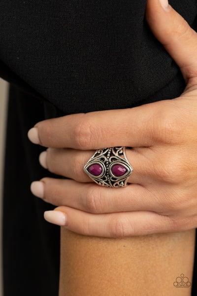 Rural Revel - Purple Ring