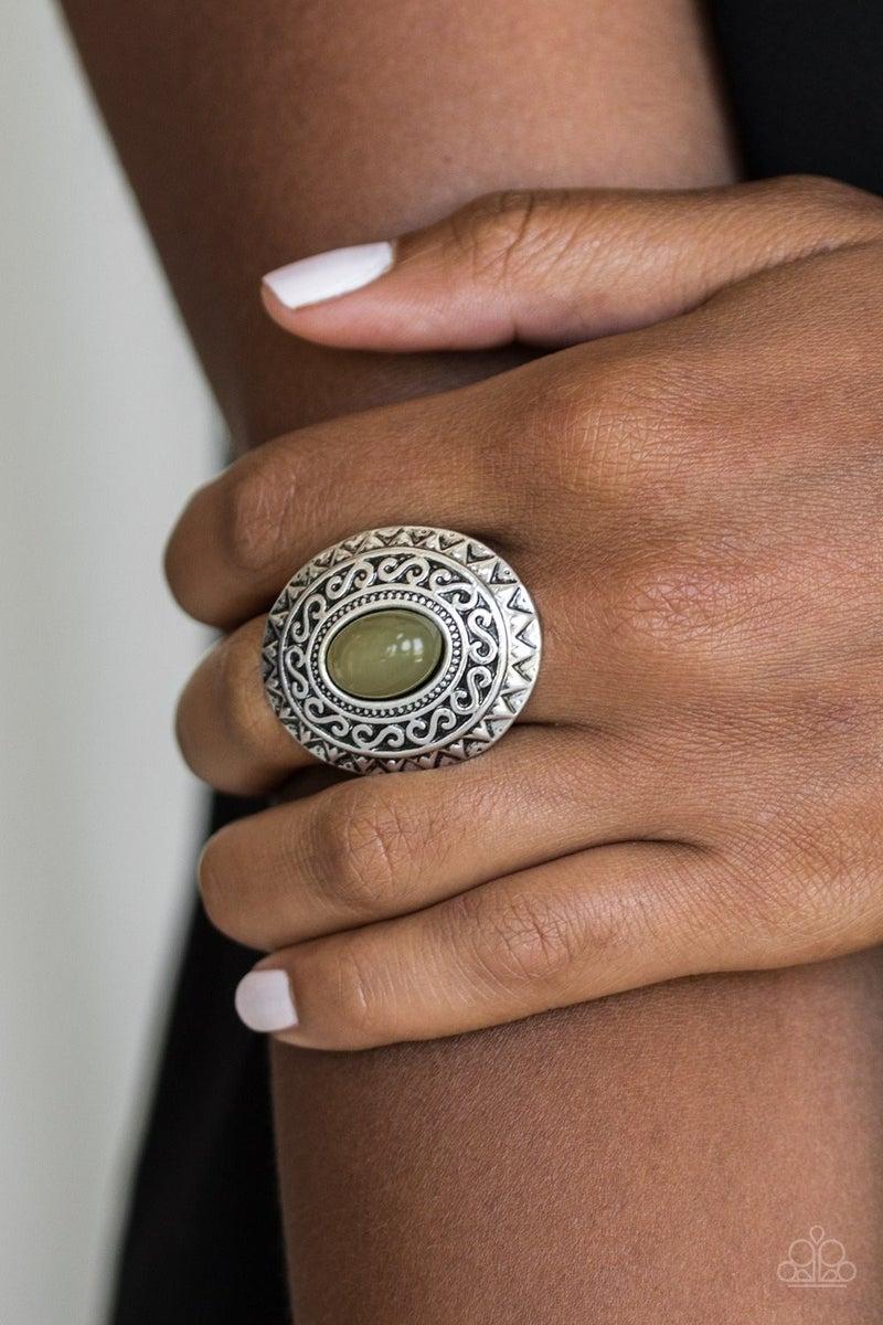 Hello Sunshine - Green Ring