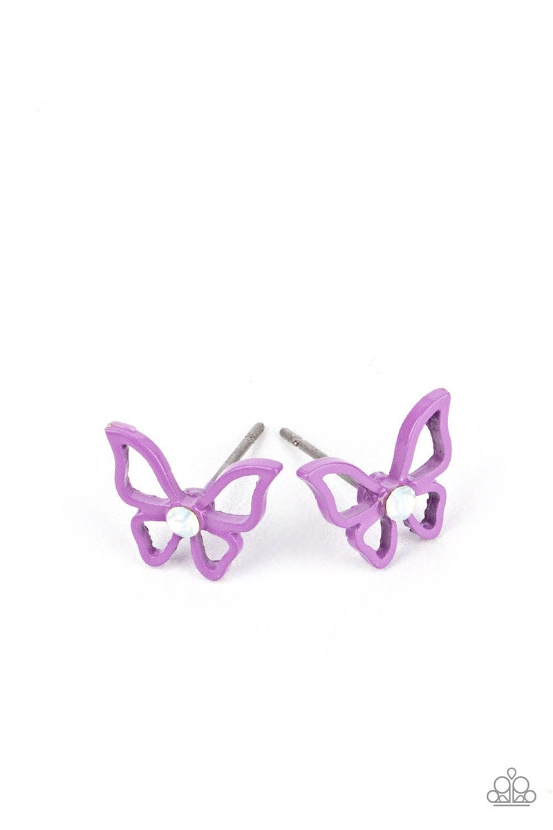 Starlet Shimmer Earring - Butterflies