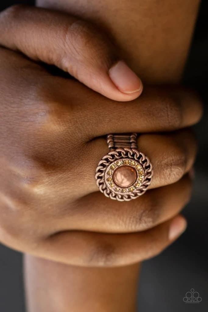 Big City Attitude - Copper Ring