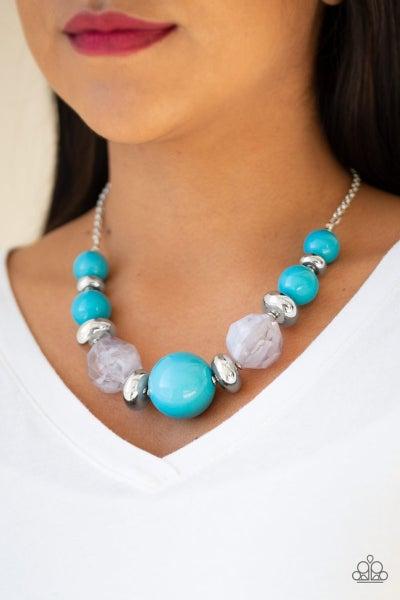 Daytime Drama - Blue Necklace