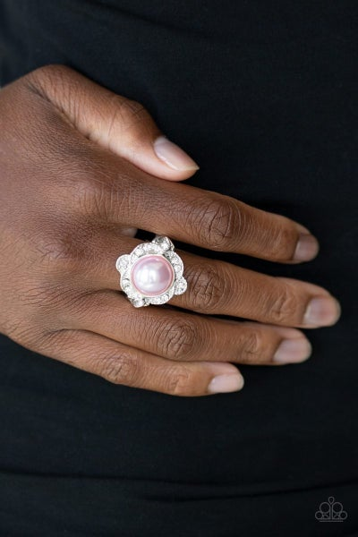 Ornamental Opulence - Pink Ring