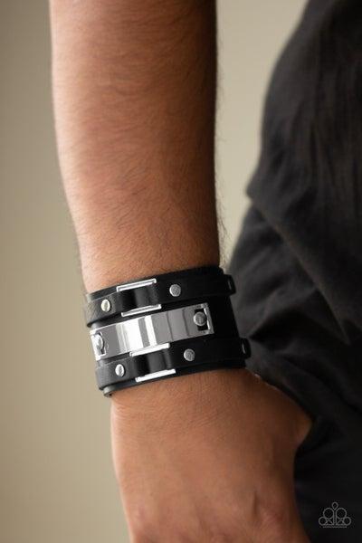 Rural Ranger - Black Urban Bracelet
