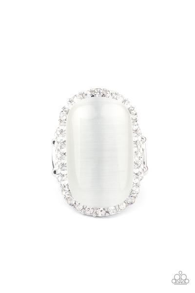 Thank Your LUXE-y Stars - White Ring - Life of the Party Exclusive July 2021