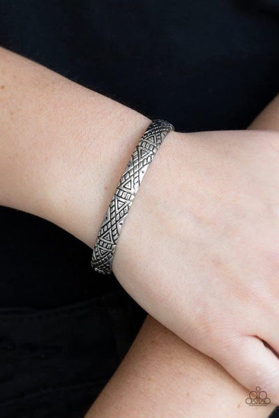 Power Pack - Silver Cuff