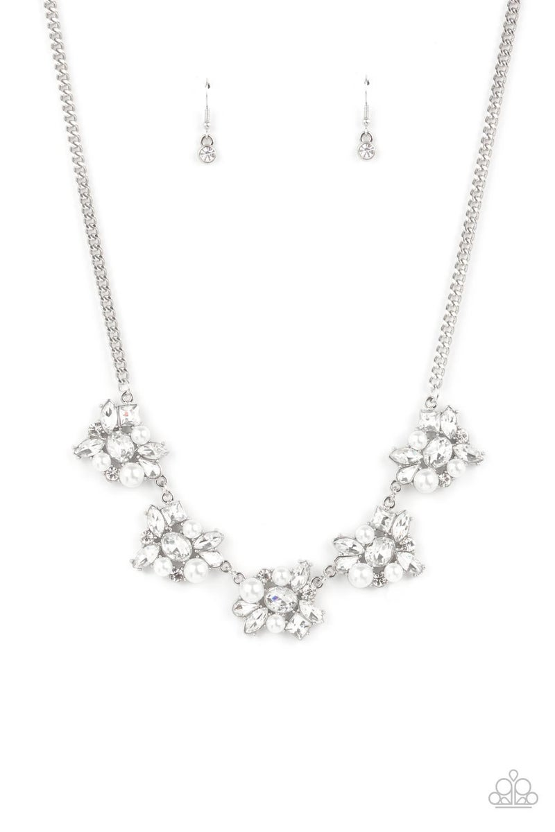 HEIRESS of Them All - White Necklace - EMP Exclusive 2021