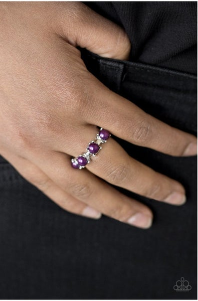 More Or PRICELESS - Purple Ring
